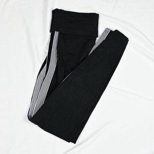 Victoria's Secret Yoga Legging Black White